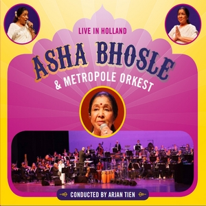 Asha Bhosle en Metropole Orkest