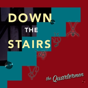The Quartermen - Down The Stairs 300x300