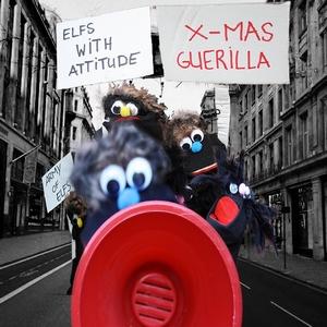 Elfs With Attitude - XMAS Guerilla
