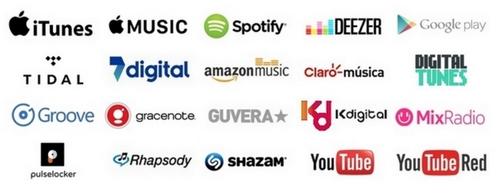 WM Digital Serivces overzicht stores