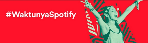 Spotify Indonesië