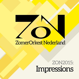 ZomerOrkest Nederland - ZON2015