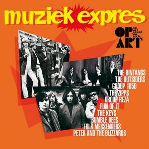 Various - Muziek Expres (Op Art)